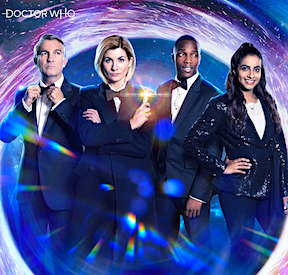 Doctor Who: Spyfall