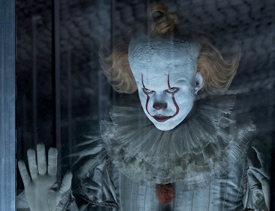 Pennywise wasn't impressed by the film's box office takings