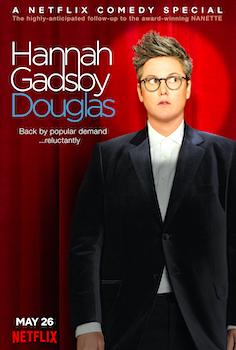 Hannah Gadbsy: Douglas