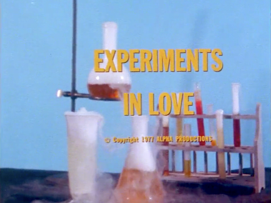 Experiments in Love