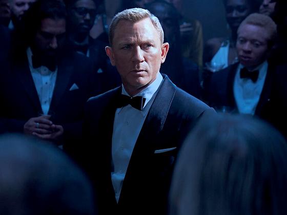 Bond's in the spotlight